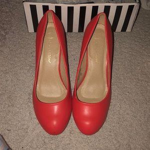 heels worn once
